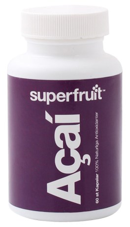 Superfruit Acai Kapslar - Superfruit