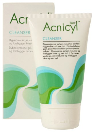 Acnicyl cleanser, Smink - Antula