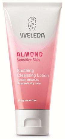 Weleda Almond Soothing Cleansing Lotion, Smink - Weleda