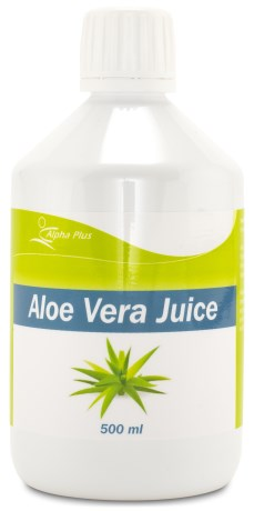 Alpha Plus Aloe Vera Juice - Alpha Plus