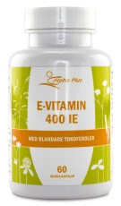 Alpha Plus E-vitamin 400IE