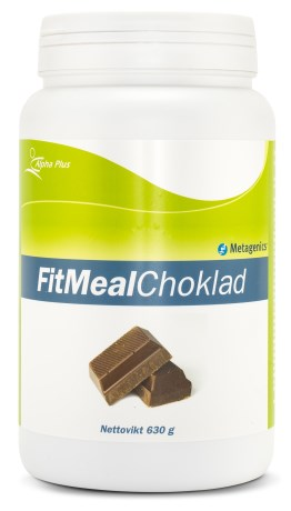 Alpha Plus FitMeal, Viktminskning - Alpha Plus