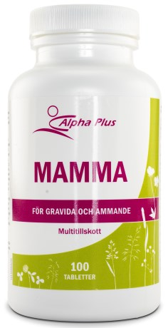 Alpha Plus MammaVital,  - Alpha Plus