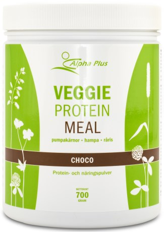 Alpha Plus Veggie Protein Meal - Alpha Plus