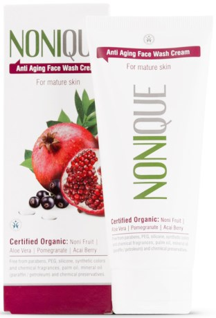 Nonique Anti Aging Face Wash Cream, Smink - Nonique