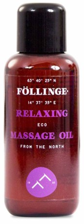 Föllinge Relaxing Massage Oil,  - Föllinge