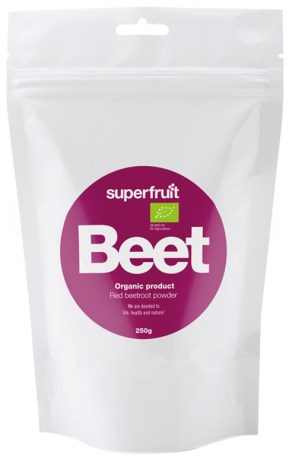 Superfruit Beet Rödbetspulver,  - Superfruit