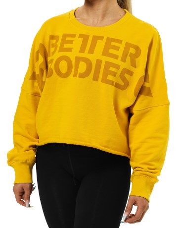 Better Bodies Bowery Raw Sweater  - Better Bodies