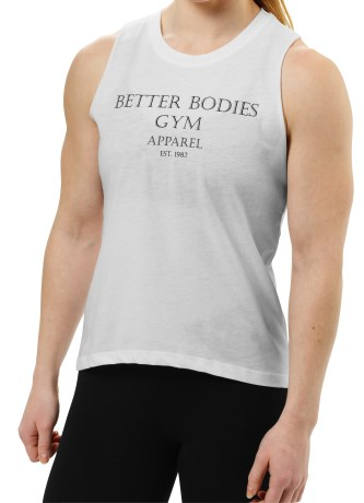 Better Bodies Chelsea Loose Tank - Better Bodies