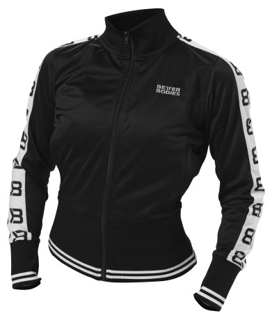 Better Bodies Trinity Track Jacket - Better Bodies