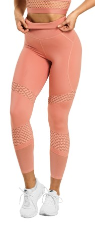 Better Bodies Waverly Mesh Tights - Better Bodies