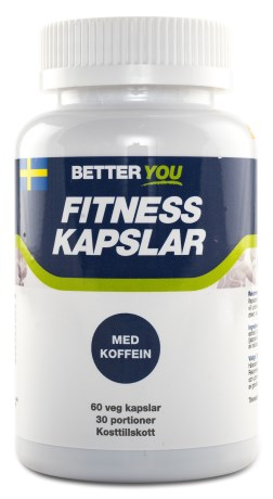 Better You Fitness Kapslar,  - Better You