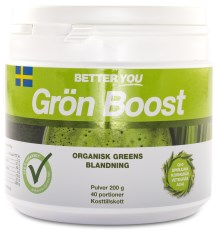 Better You Grön Boost Pulver