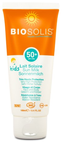 Biosolis Sollotion KIDS SPF 50+ - Biosolis