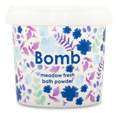 Bomb Cosmetics Bath Powder Meadow Fresh
