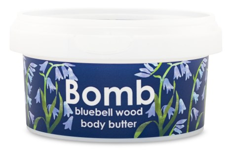 Bomb Cosmetics Body Butter Bluebell Wood - Bomb Cosmetics