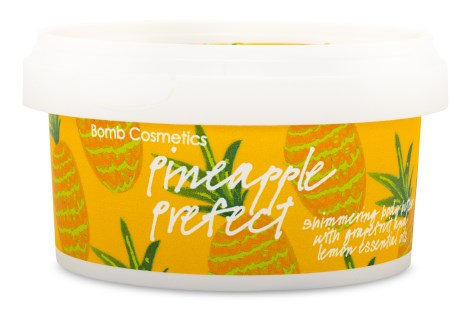 Bomb Cosmetics Body Butter Pineapple Prefect - Bomb Cosmetics