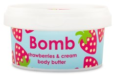 Bomb Cosmetics Body Butter Strawberries & Cream