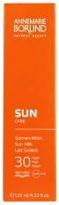 A.Börlind Sun Care Sun Milk SPF 30