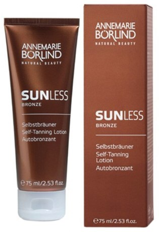 A.Börlind Sunless Bronze Self Tanning Lotion,  - Anne-Marie Börlind