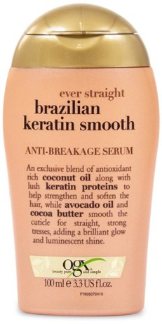 OGX Brazilian Keratin Smooth Anti-Breakage Serum - OGX