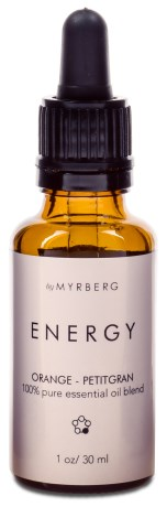 By Myrberg Eterisk olja ENERGY - By Myrberg