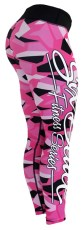 Six Deuce Camo Fitness Leggings