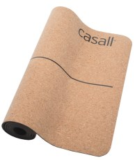 Casall Yoga Mat Natural Cork 5mm