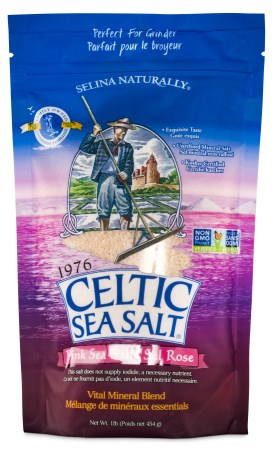 Celtic Pink Sea Salt, Livsmedel - Celtic