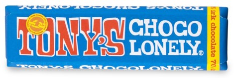 Tonys Chocolonely Dark Chocolate, Livsmedel - Tonys Chocolonely