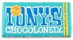 Tonys Chocolonely Dark Chocolate Pecan Coconut