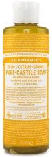 Dr Bronner Pure Castile Liquid Soap Citrus