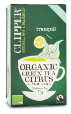 Clipper Green Tea Aloe Vera