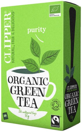 Clipper Green Tea - Clipper