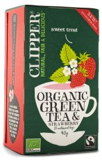 Clipper Tea Green Tea & Strawberry