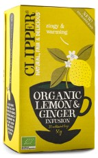 Clipper Tea Lemon & Ginger