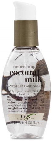 OGX Coconut Milk Anti-Breakage Serum - OGX