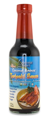 Coconut Secret Teriyaki Sauce, Livsmedel - Coconut Secret