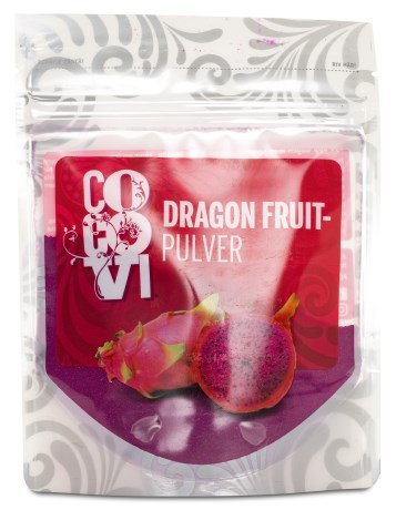 CocoVi Dragon Fruit Pulver - CocoVi