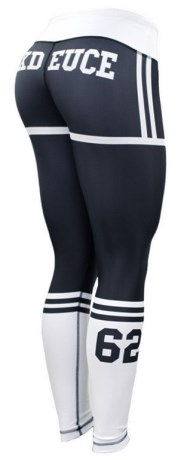 Six Deuce X-Fit Jersey Tights - Six Deuce
