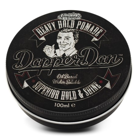 Dapper Dan Heavy Hold Pomade - Dapper Dan