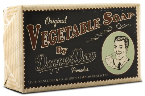 Dapper Dan Soap Sandalwood - Dapper Dan