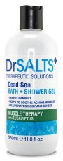 Dr Salts Bath & Shower Gel Muscle Therapy