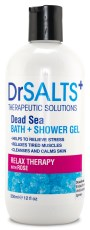 Dr SALTS Bath & Shower Gel Relax Therapy
