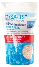Dr SALTS Himalayan Salt Detox Therapy with Lotus Flower