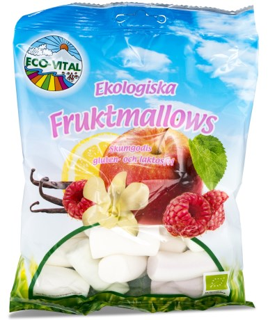 Eco-Vital Fruktmallows - Eco-Vital