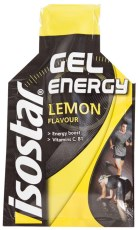 Isostar Energy Gel Lemon