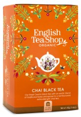 English Tea Shop Svart Te EKO