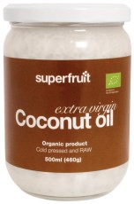 Superfruit Extra Virgin Coconut Oil