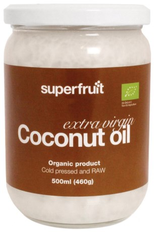 Superfruit Extra Virgin Coconut Oil - Superfruit